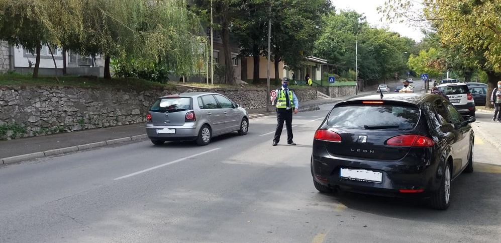 Policija kaznuva