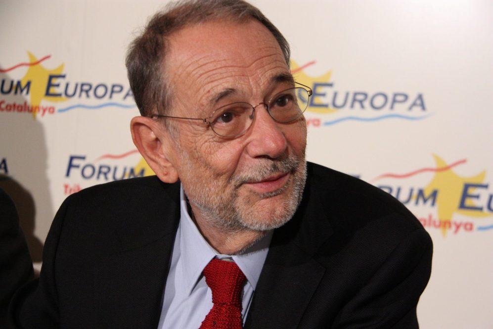 Javier Solana Europa