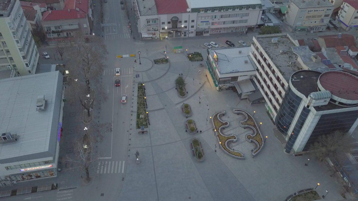 Kavadarci dron 21.03.2020