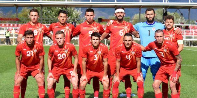 Makedonija 21 Izrael