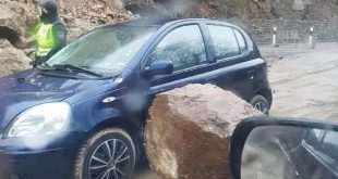 Kamenica vozilo odron