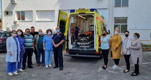 Ambulatntno vozilo bolnica donacija