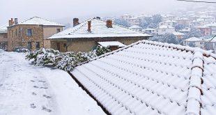 sneg vo makedonija 14 oktomvri