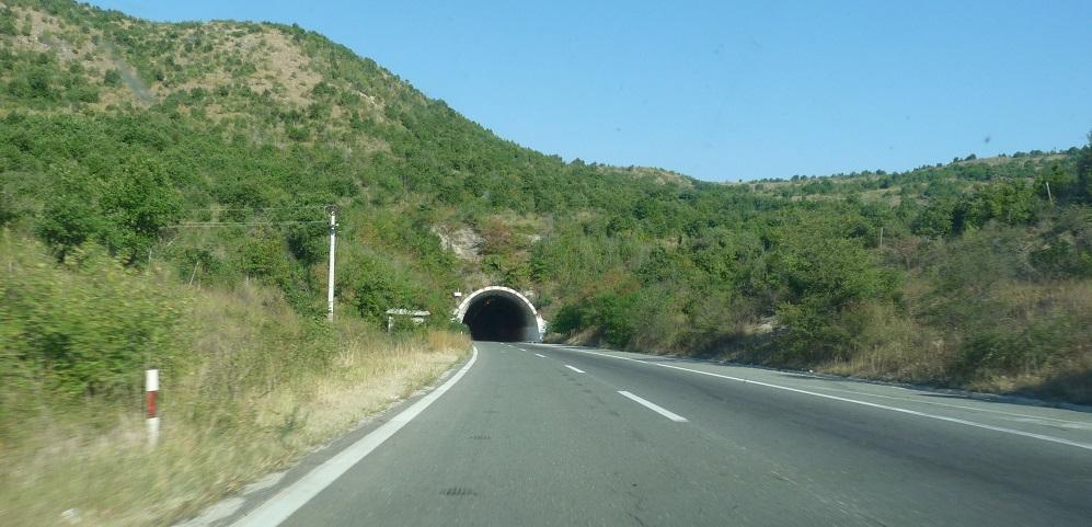Tunel Katlanovo
