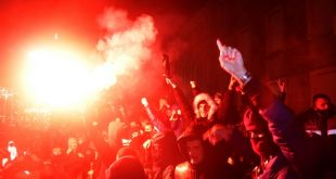Albanija nemiri