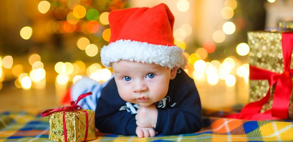 Dete so poklon