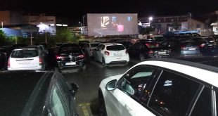 Drive in cinema 1