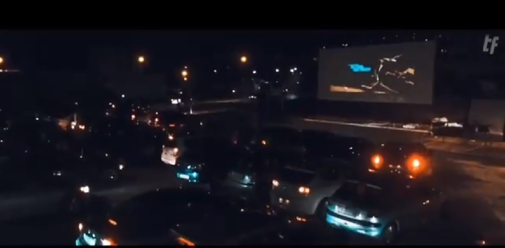 Drive in cinema 5
