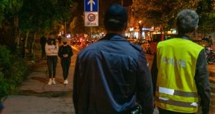 policija kazni maski