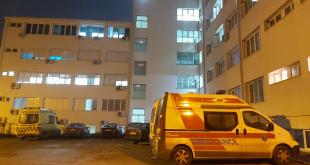 Bolnica Veles vecer