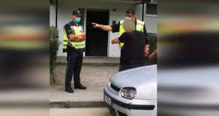 incident policija 20.06.2020