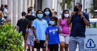 Koronavirus lugje so maski