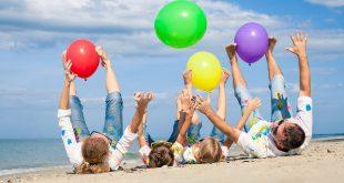 deca i roditeli na odmor