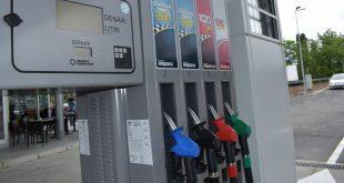 Benzinska pumpa Veles