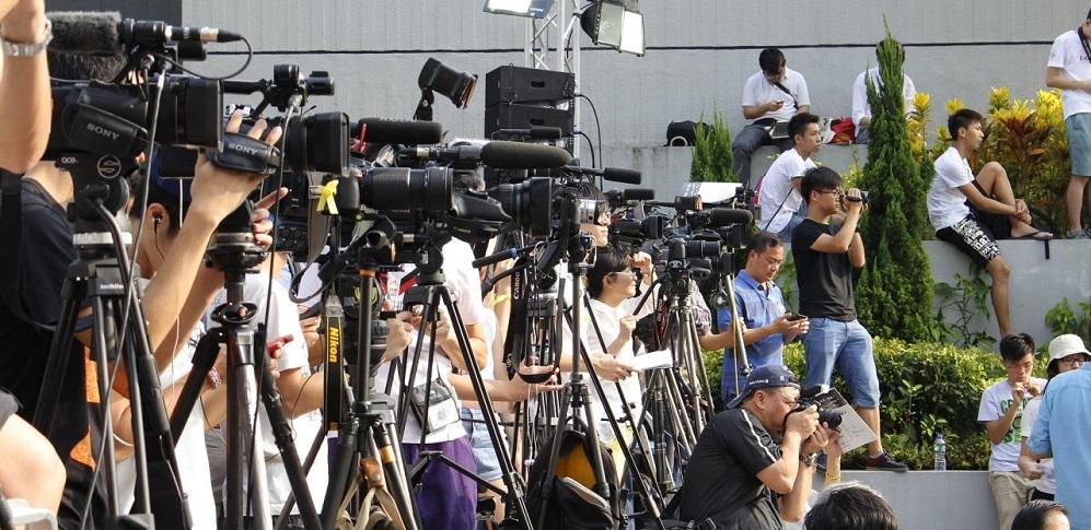 Kamerasi i novinjari