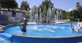 Romi vo fontana