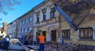 hrvatska zemjotres