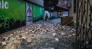 Zemjotres Hrvatska